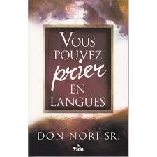 Vous pouvez prier en langues