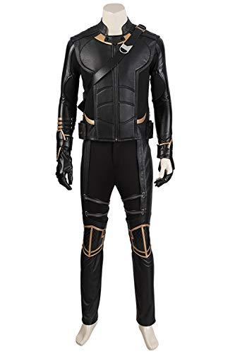 Avengers 4 Endgame Hawkeye Clinton Francis Barton Cosplay Kostüm Herren (Hawkeye Cosplay Kostüme)