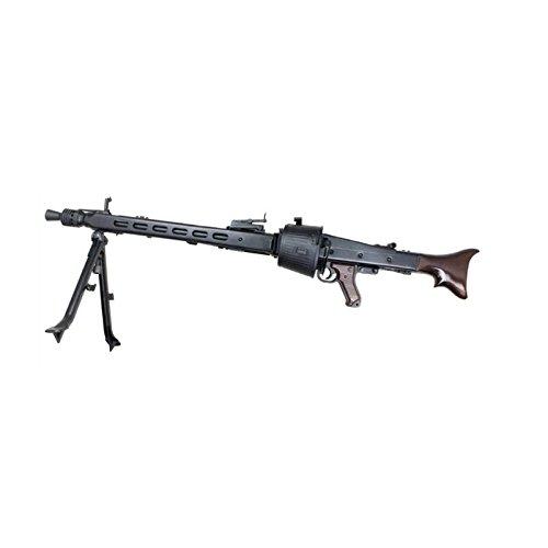 AIRSOFT AGM MG42 Rifle ametralladora WW2 Eléctrico Automático Completamente de madera y metal (0,5 julios)
