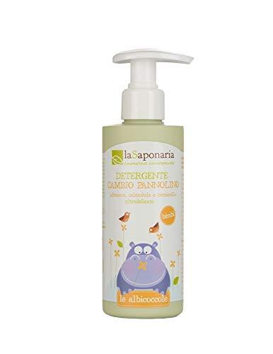 Detergente cambio pannolino - La Saponaria