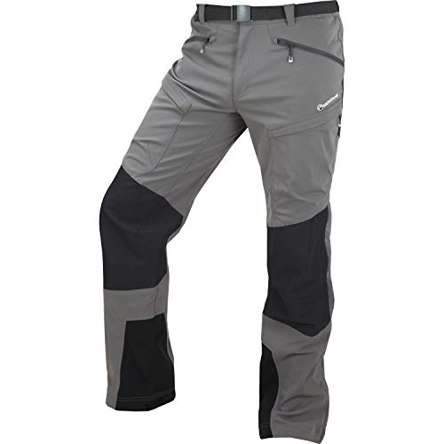 MONTANE Super Terra Pantalon pour Homme Mercury, XL