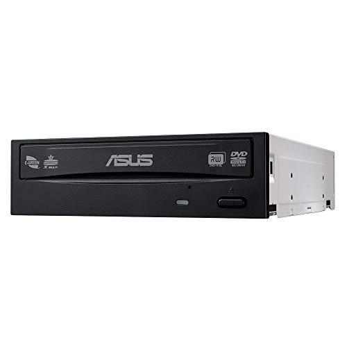 Asus DRW-24D5MT interner 24x DVD Brenner (DVD+-RW, Bulk E-Green Silent) schwarz