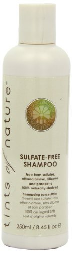 Tints of Nature Sulphate Free Shampoo 250 ml by Herb Uk Ltd (English Manual)