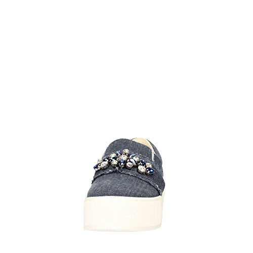 Liu Jo Damen Kuniko Sneaker Blau