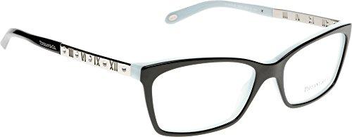 Tiffany & Co. Für Frau 2103b Black / Blue Kunststoffgestell Brillen, 53mm