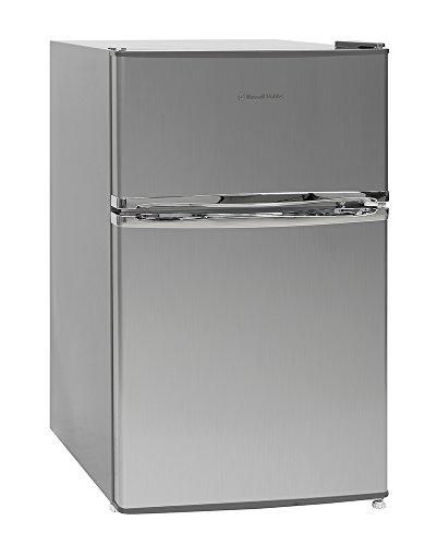 Russell Hobbs 50cm Wide Stainless Steel Under Counter Fridge Freezer – RHUCFF50SS