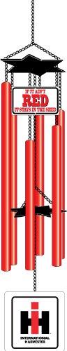 S&D, Inc. International Harvester Logo Windspiel, 91,4 cm -
