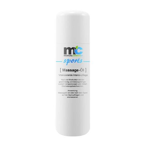 MC-Sport Massage-Öl Vitalisierende Intensivpflege 200ml (Vitalisierende Emulsion)