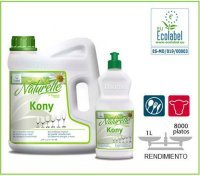 NATURELLE KONY LAVAVAJILLAS MANUAL ULTRA CONCENTRADO