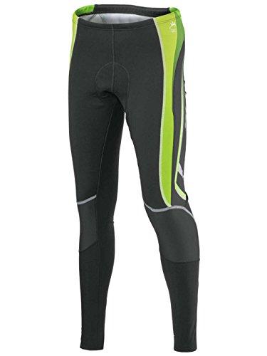 Scott Tights Ws AS RC Plus Black / Lime Green Black
