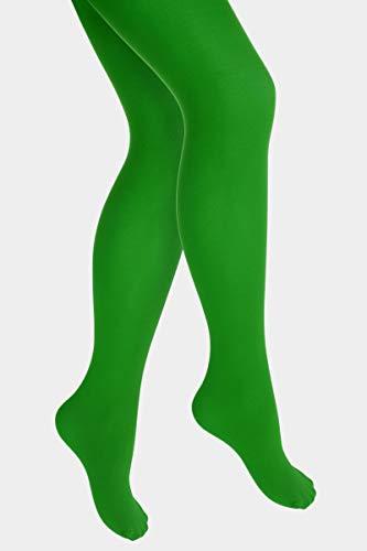 fhose | Größe 140/152 | Blickdichte-Strumpfhose (grün) ()