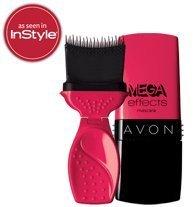 Avon Mascara Mega Effects, blackest black, 9 ml (Avon Mascara)