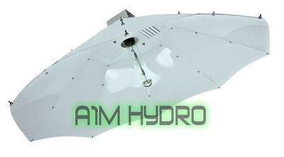 Large Grow Light Parabolic Shade Reflector Shade 100cm Hydroponics