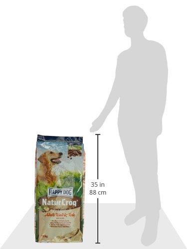 Happy Dog Hundefutter 2445 NaturCroq Rind & Reis 15 kg - 4
