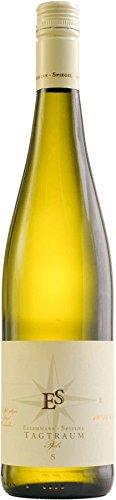 Tagtraum 2017 - Ellermann-Spiegel   halbtrockener Weißwein   deutscher Sommerwein aus der Pfalz   1 x 0,75 Liter