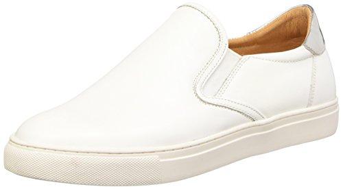 Belmondo 703429, Baskets Basses femme Blanc - Weiß (bianco)