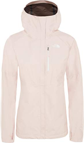 THE NORTH FACE Dryzzle Jacket Damen pink Salt Größe M 2019 Funktionsjacke - Tex Face Gore The Jacke North