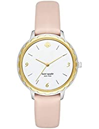 Kate Spade Analog White Dial Women's Watch-KSW1507