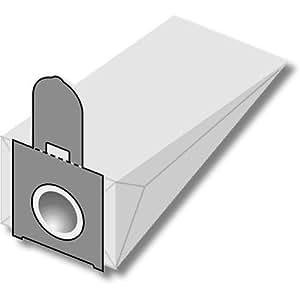 10 Staubsaugerbeutel passend für Hoover H 28   2-lagiger Papier Staubbeutel von eVendix® (ähnlich wie Original-Beuteltyp: H 28)
