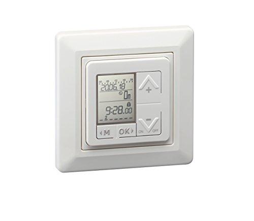 paladin 173113easy 230V 50-60Hz, Digitale Zeitschaltuhr mit Astroprogramm und dem Smartphone programmierbar (NFC) -