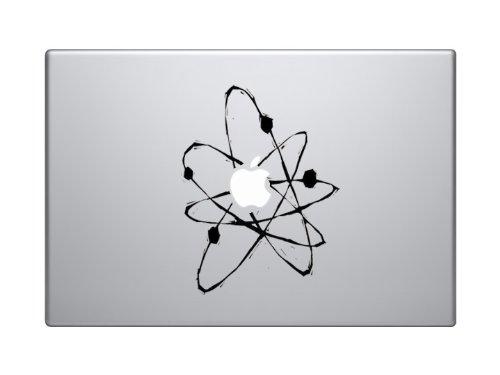 Cool science atom 42-Adesivo da parete in