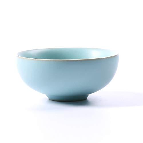 Powzz ornament Dekoration Innen Teetasse RU RU Kleine Tasse Töpfe Kungfu Tee Set Longquan Céladon Persönliche Tasse Einzigartig -