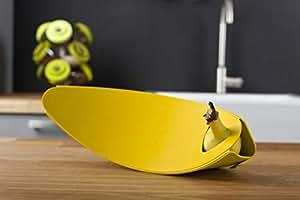 Vacu Vin Banana Guard / Protector / Anti-Bruising Case - Green