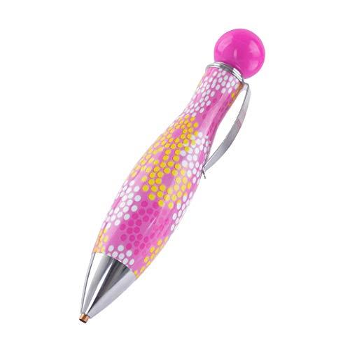 Diamant-Malwerkzeug-Set, Webla, Niedliches Mosaik-Stiftspitzenbohrgerät-Zubehör Stiftstickerei-Diamant-Malwerkzeuge, Mehrfarbiger Kunststoff (A)