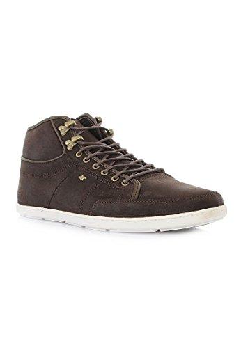 Boxfresh Swapp Prem Blok, Herren Hohe Sneakers Braun