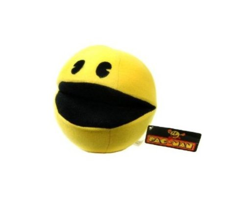 Famosa Pac-Man - Peluche - Pac-Man & Ghost surtido 15cm (7)