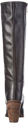 Pepe Jeans Duncan Nappa, Bottes Hautes Femme Noir (999)