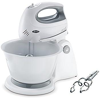 Buy Oster 2610 049 250 Watt 6 Speed Stand Mixer White