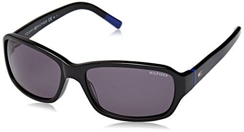 Tommy Hilfiger Unisex-Erwachsene TH 1148/S Y1 Sonnenbrille, Schwarz (Black), 53 Preisvergleich