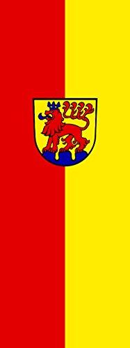 magFlags Drapeau Calw | portrait flag | 6m² | 400x150cm