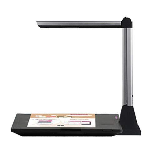 ehind Professionelle Dokumentenscanner 10 Megapixel LED USB-Scanner Dokumentenleser mit OCR Funktion, für Schule Büro Bibliothek Buch Bild Dokument
