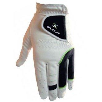 Stuburt 2015 Golfhandschuhe Männer Jedes Wetter - MLH - Links, Weiß, M - Pack mit 1