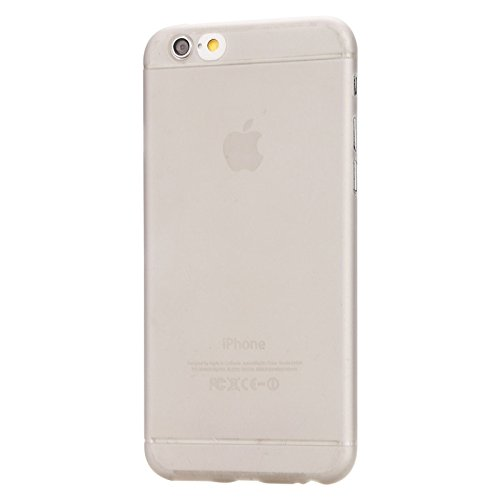 GHC Cases & Covers, Ultrathin Kameraschutz Design Translucence PP Tasche für iPhone 6 Plus & 6S Plus ( Color : Purple ) Grey