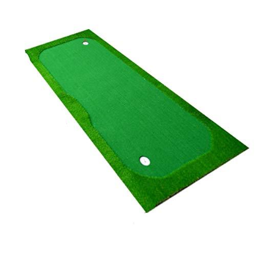 Pratique Golf intérieur Putting Greens Portable Greens Tapis de Golf Tapis d'entraînement...