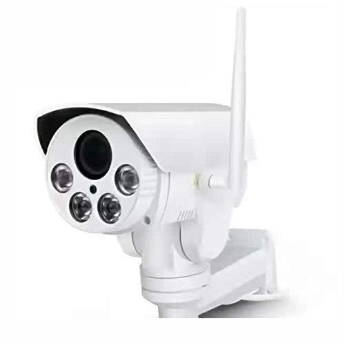 FELICIOO Im Freien drehbare drahtlose Kamera-Schwenk- / Neigungsüberwachung WiFi-Fernüberwachungszoomkamera - Im Poe-ptz Freien