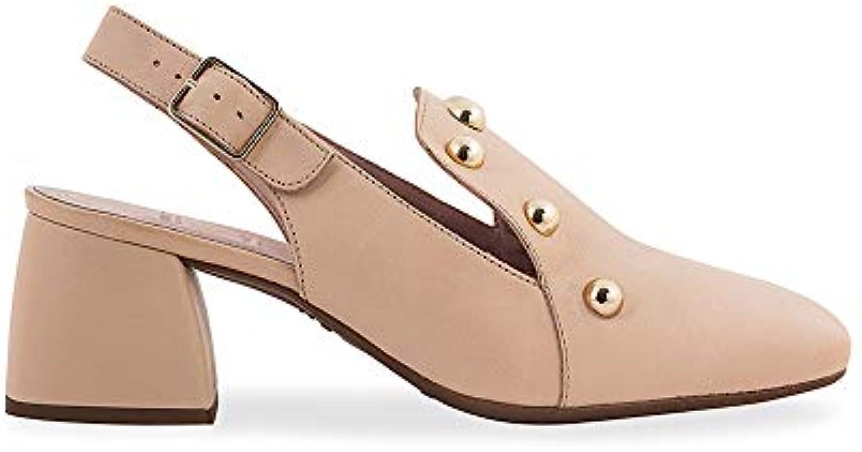 scarpe Nieves Martín Wonders 3307, Scarpe Scarpe Scarpe col Tacco Donna Beige Beige   Outlet Online  a46be9
