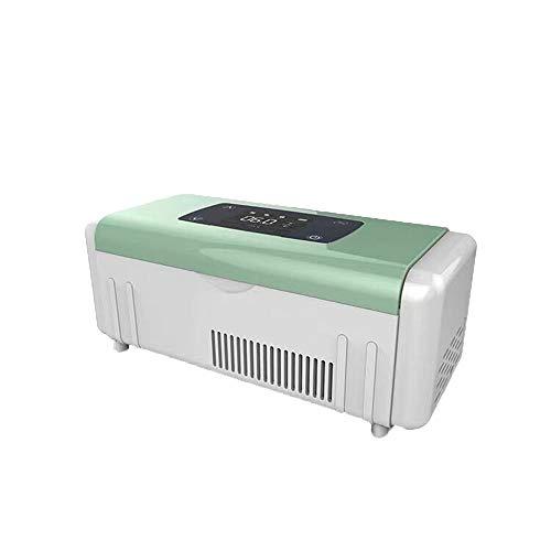 Preisvergleich Produktbild HPDOH Car Refrigerator Tragbare Mini-Insulin KüHlbox,  2-8 ° C Medizinischer KüHlschrank,  Auto KüHlschrank Medikament KüHlerGeeignet FüR Kraftfahrzeuge / Reisen / Flugzeuge.