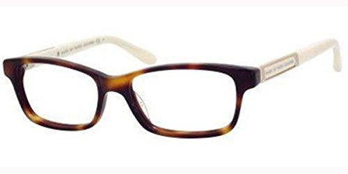 MARC BY MARC JACOBS Monture lunettes de vue MMJ 578 0C4D Havane Crème 49MM 17aea904d06a