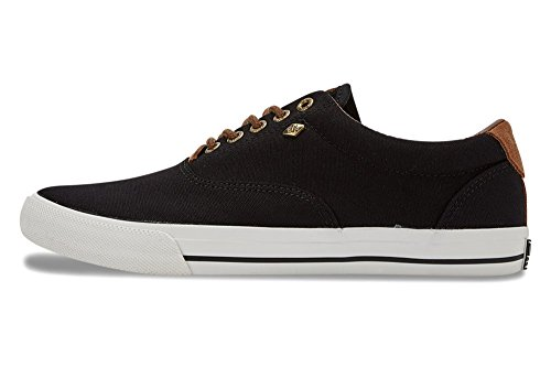 British Knights Herren Sneaker Decoy Navy Low Top Schwarz (Black)