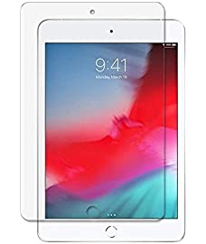 M.G.R.J® Tempered Glass Screen Protector for Apple iPad Mini 5  2019  / iPad Mini 4