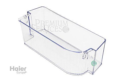 Original Haier-Ersatzteil: Flaschenhalter für Side-by-Side Kühlschrank Herstellernummer SPHA01063334 | Kompatibel mit den folgenden Modellen: HTF-456DM6;HTF-452DM7;HTF-452DM7;HTF-452DM7;HTF-456DN6;HTF