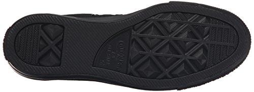 Converse - Ctas Core Hi, Sneaker Unisex – Adulto Nero (Black Monochrome)