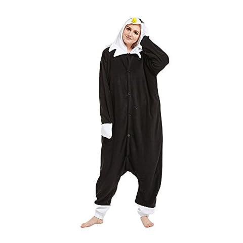 Hstyle Adulte Unisexe Onesies Pyjama Halloween Cosplay Costumes De Noël Combinaisons Aigle Grand