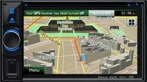 Clarion NX404E Navigation system