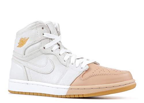 Jordan WMNS Air 1 Ret Hi Prem, Chaussures de Fitness Femme
