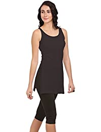 Ultrafit Cotton Suit Slips & Camisoles For Women